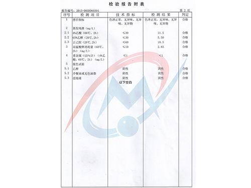 产品检验报告2-赛普