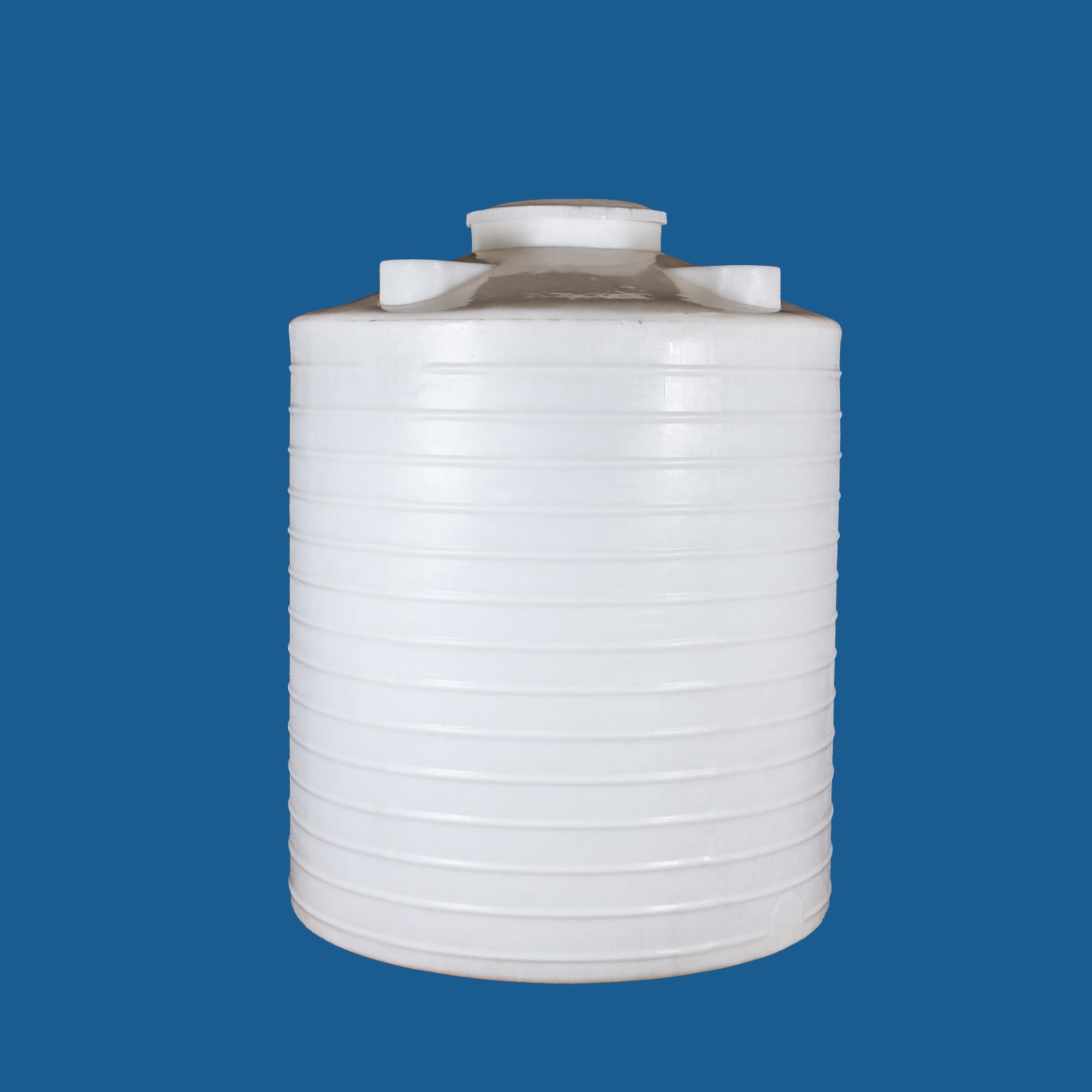 6吨纯水PE水箱/水塔