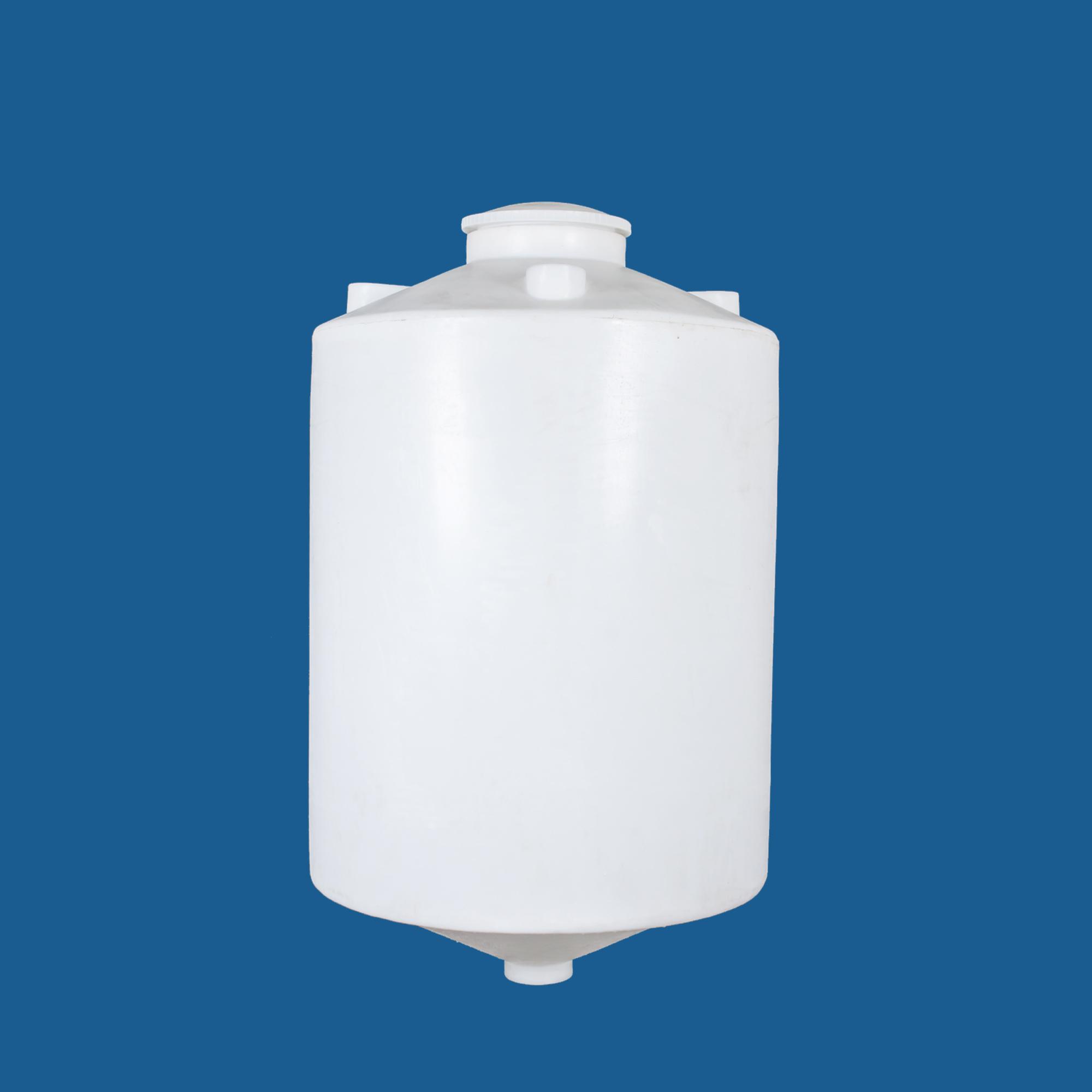 2吨立式锥底PE储罐