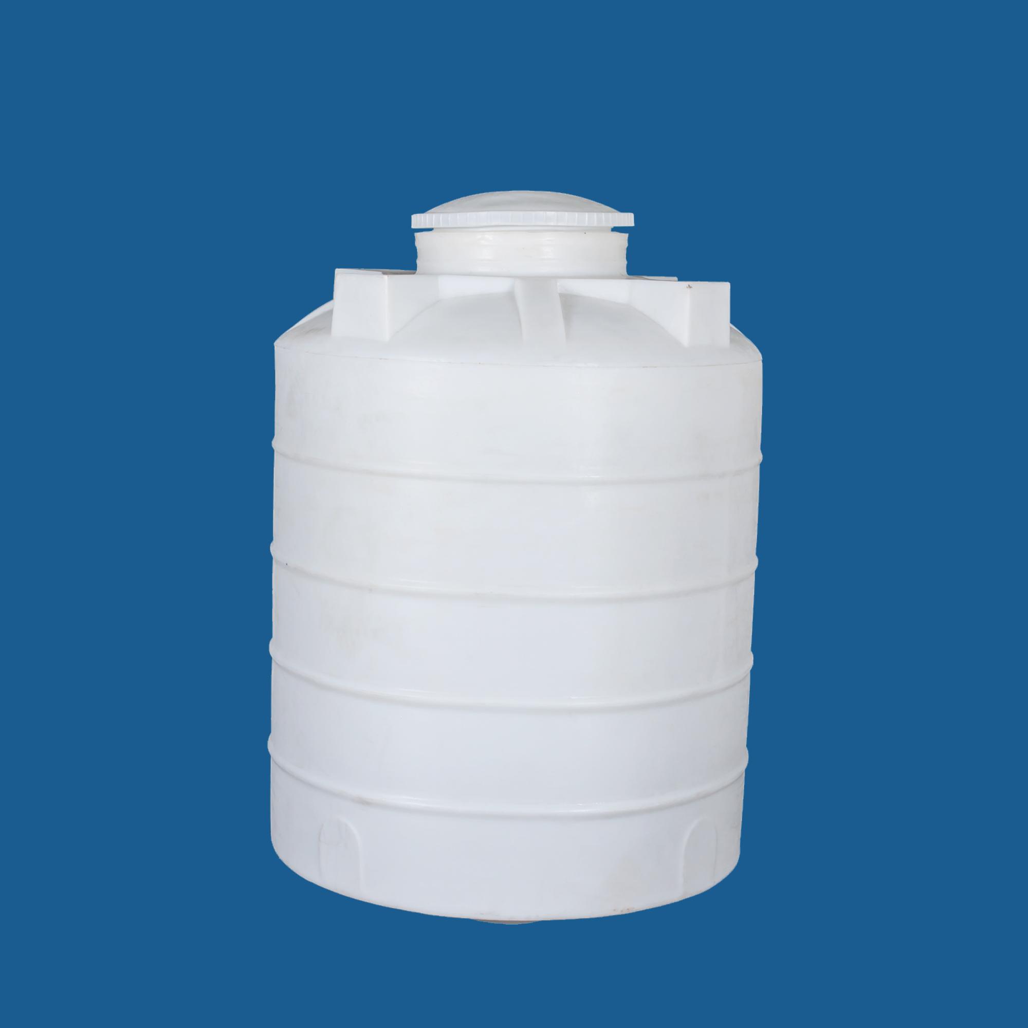 1吨立式锥底PE储罐