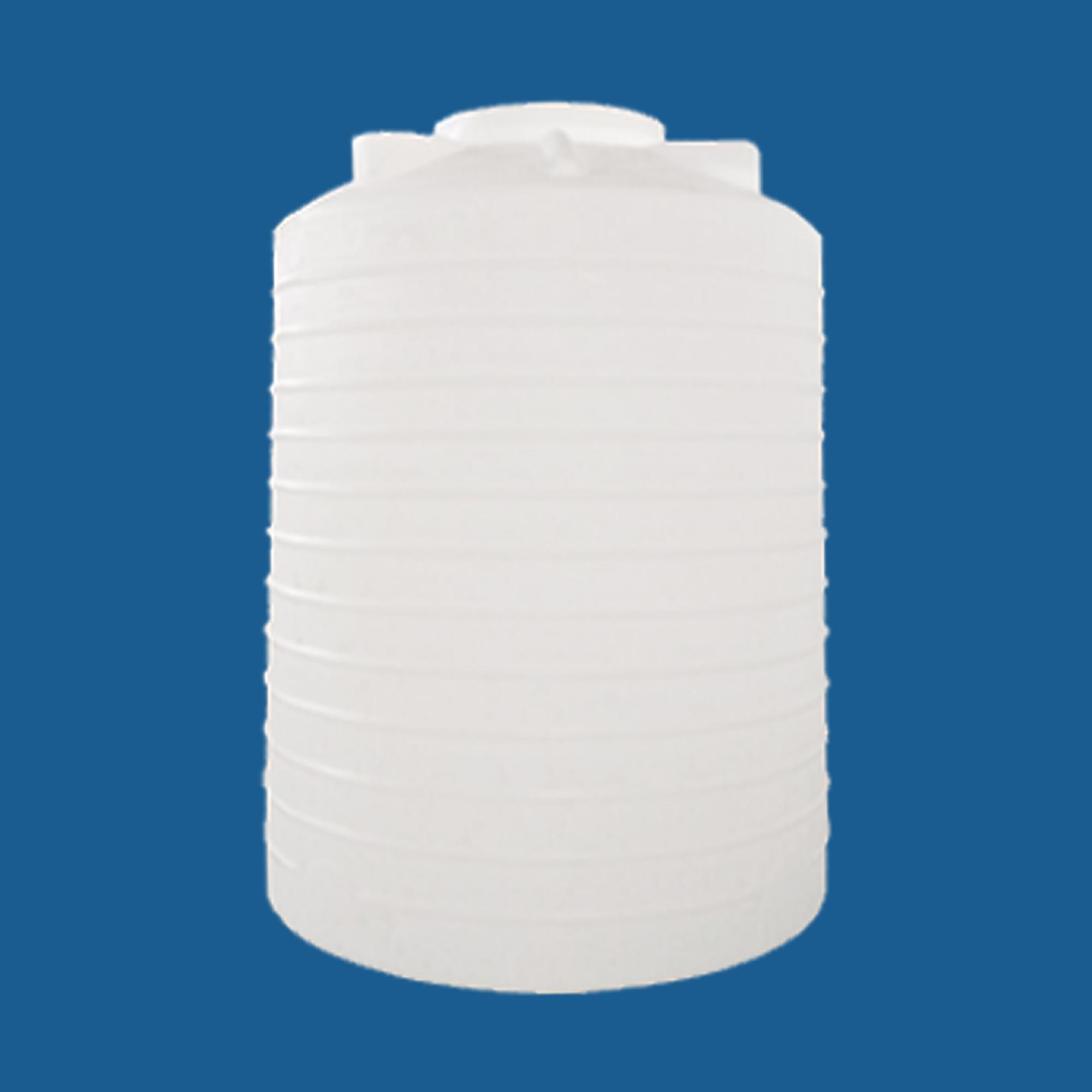3吨原水PE水箱/水塔