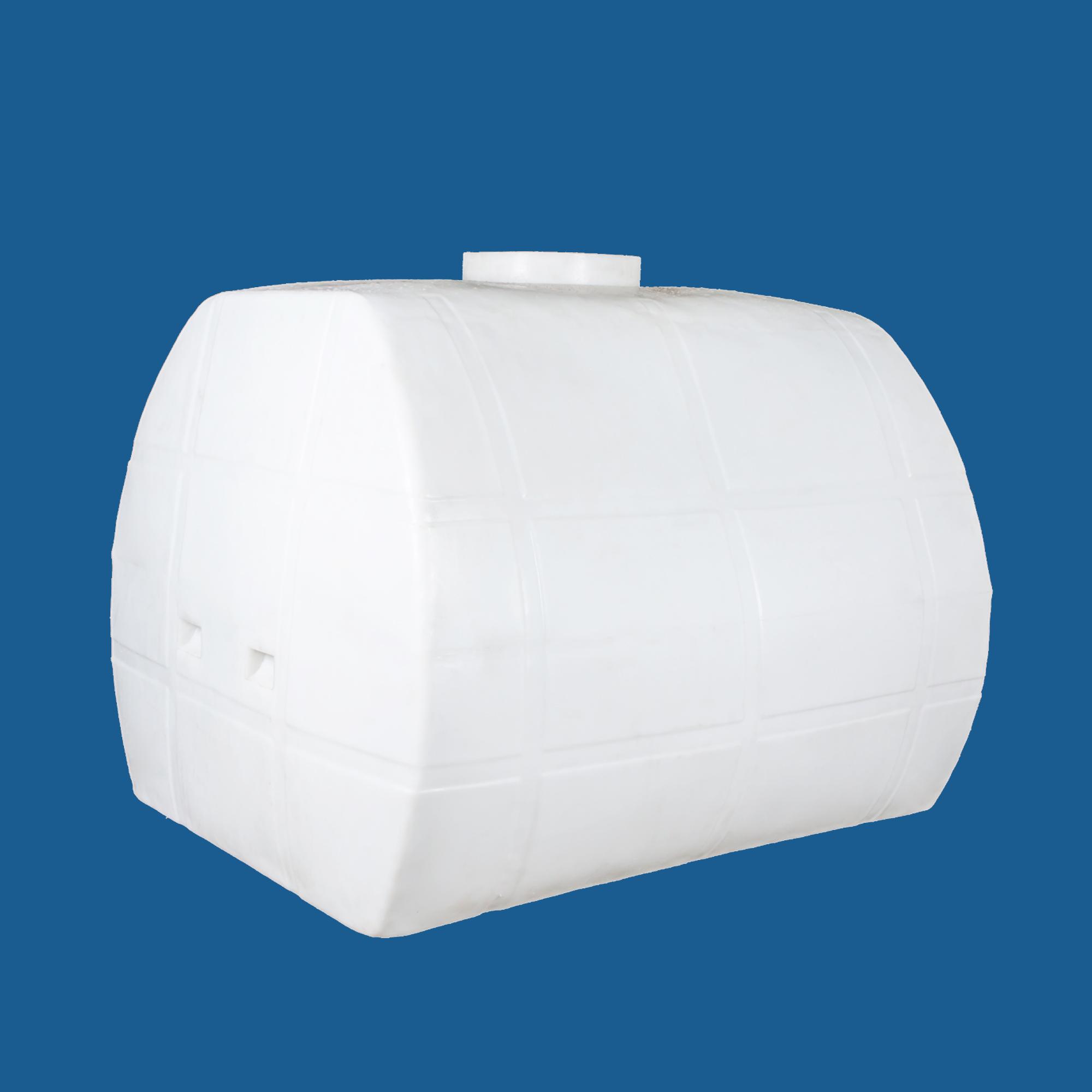 4吨卧式PE水箱/水塔