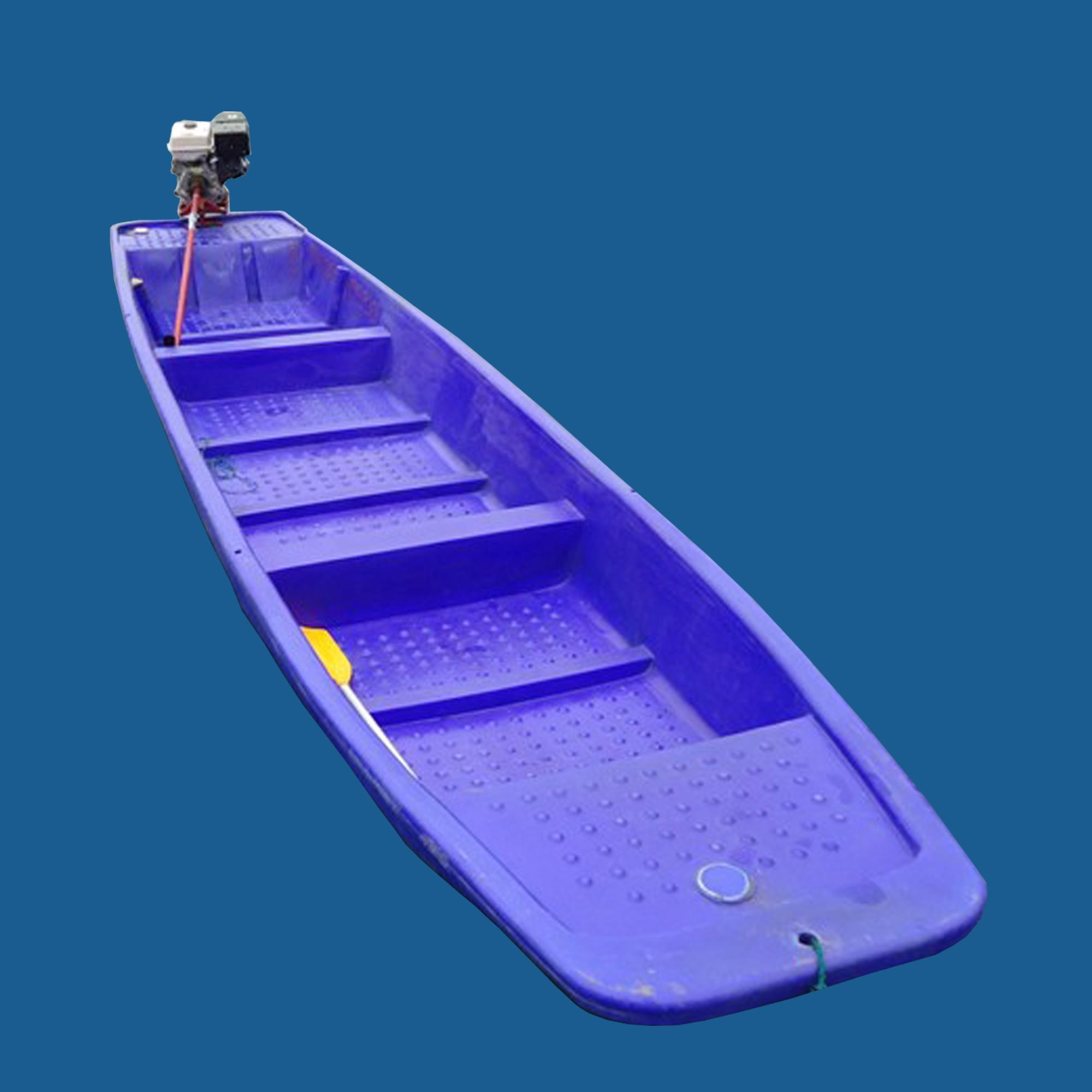 PE塑料船
