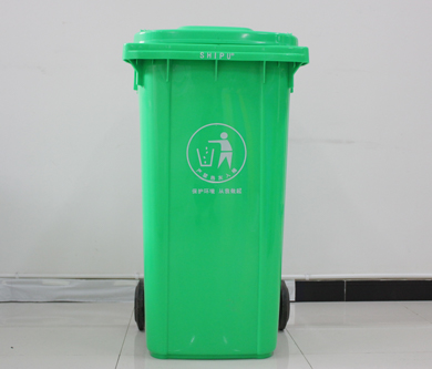 A型号240L环卫垃圾桶