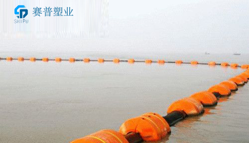 赛普塑业/塑料水上浮筒